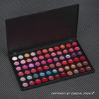 Coastal Scents 66 Lip Color Palette