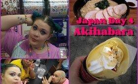 Japan Adventures Day 4: Akihabara aka Heaven on Earth