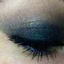 Smokey eyes for fall 😘