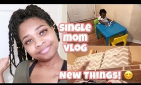 Single Mom Day In the Life| Shopping & Closet Organization