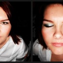 evening make up