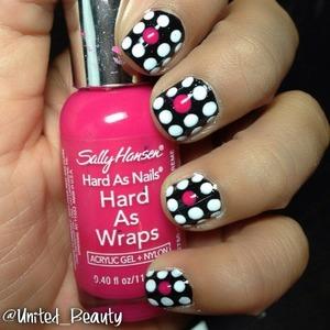 Had alot of fun creating this nails