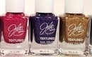 JulieG Holiday 2013 Nail Polish Collection