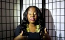 NYX Round Lipstick & Lip Gloss Swatches WOC Friendly