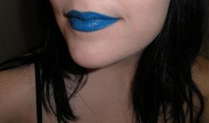 I lurve OCC Lip Tar. This is 'RX'. http://jstoddart.blog.com/2011/11/26/occ-lip-tar-a-1010/