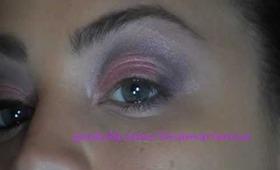 Girly Girl Pink Purple  Look