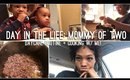 Toddler Daycare Morning Routine! Let's Chat! + Cook W/ Me! | Carlissa Fashona | Mom Of Two