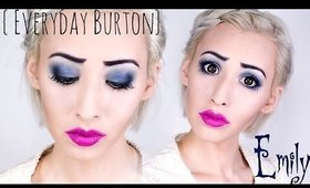 {Everyday Burton Series} Emily 'The Corpse Bride' | Courtney Little