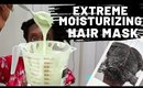 4c Hair Wash Day Tips: Best Deep Conditioning Method For Dry Hair | DIY Avocado Mask