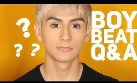 BOY BEAT Q&A