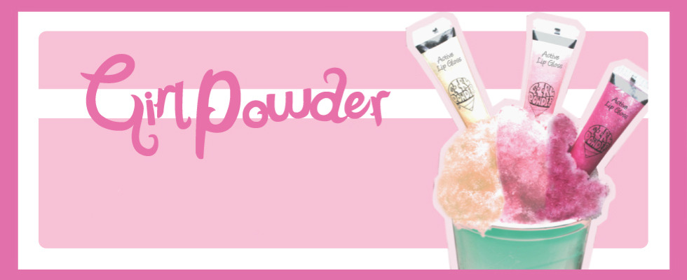 GIRL POWDER