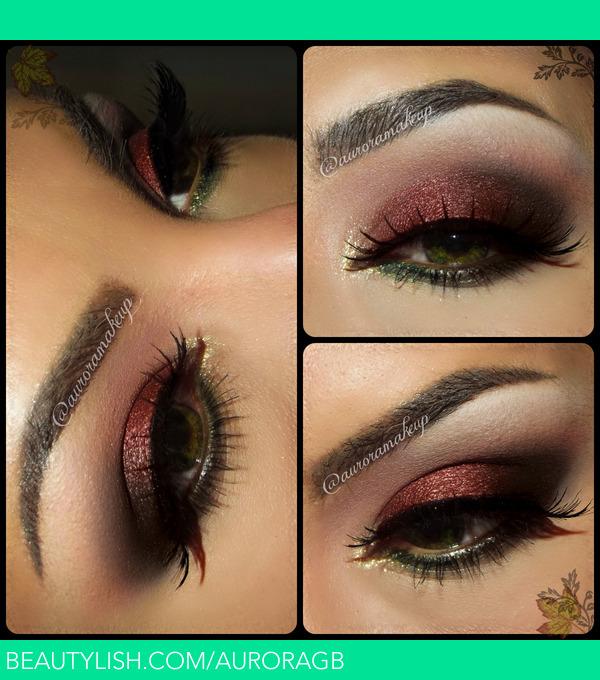 Fall Makeup For Green Eyes Auroramakeup A S
