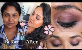 Back to Basics   Simple Smokey Eye   Itsmrsshasha