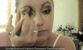 Smoky Autumn Inspired Leaf Peeper Eye Makeup Tutorial - The Eyes Have It