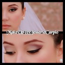 Glamour Bridal Look