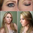 Collage of Smokey Eye