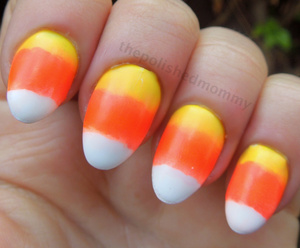 details: http://www.thepolishedmommy.com/2012/10/sweet-as-candy.html