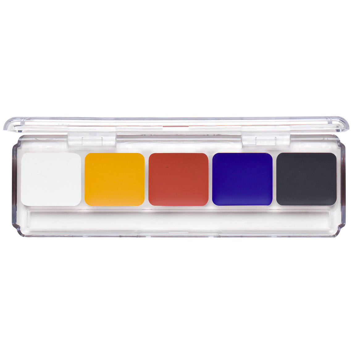 RCMA Makeup Foundation Adjuster Palette product swatch.