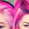 Pink hair - Directions hair dye
