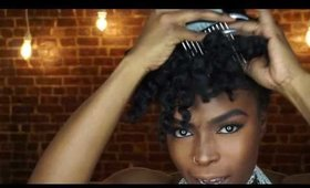 How To: 3 Strand Twist Out FT. Camille Rose Naturals