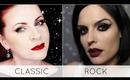 Sexy New Year's Eve Rock Makeup Tutorial (Nicole Scherzinger Makeup) Eyeliner tips