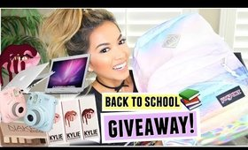 HUGE BACK TO SCHOOL GIVEAWAY 2016!
