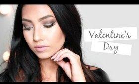 VALENTINE'S DAY | Soft Glam Makeup Tutorial