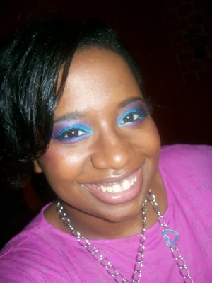 I did this look for a contest back in 2009...I won!