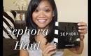 Sephora Haul, Hair Donation & Hair Cut