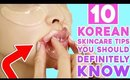 10 Korean Skincare Tips You Should Definitely Know!