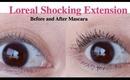 Loreal Shocking Extension  Mascara Review