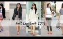 LaBelleMel's Fall 2013 Fashion Lookbook