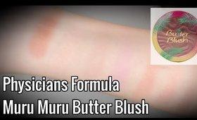 Physicians Formula Muru Muru Butter Blush