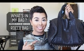 What's In My Bag? (Alexander Wang Rocco)  |  Style Minded
