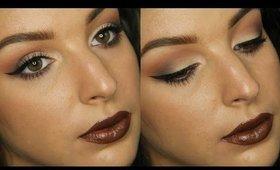 Monochromatic Brown Makeup Makeup Tutorial ♥