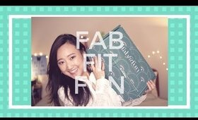 My 1st FABFITFUN Unboxing!⎮First Impressions
