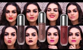 Revlon Ultra HD MATTE?? Lipcolor Review & Swatches