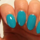 Turquoise Talons.