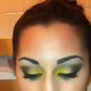 greens and yellow!