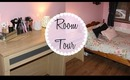 Updated Room Tour -Makeup By Lauren Marie