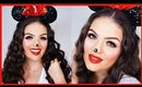 GLAM Minnie Mouse Makeup