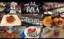 Nola → Texas ANNventures:  Kemah, KBBQ, Crepes, Trying Thin Oreos & More VLOG | MakeupANNimal