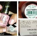 Pink Blocked Nails
