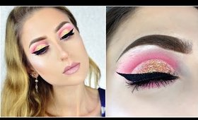 """""""You Want A PEACH Of Me"""" ♡ Summer Makeup Tutorial"""