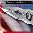 Professional Nail Nipper-Nail Nipper-Nail Cutter-Heavy Duty Nail Cutter-Barrel Spring Nipper-Stainless Steel Nipper-Handle Locke