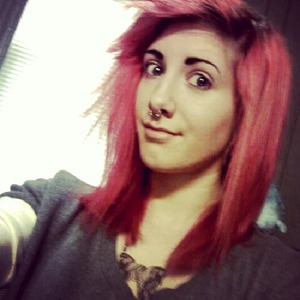 i miss my pink hair
