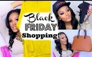 Black Friday Shopping + Special Guest