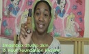 Smashbox Studio Skin 15 Hour Foundation First Impression & Demo (4.1)