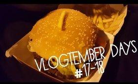 Vlogtember Days #17-18 - f**king Chimney Song...