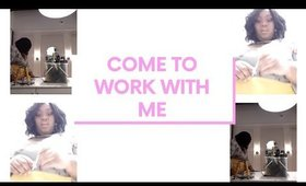 Come to work with me